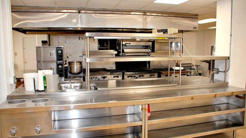 Madison Barracks Shared-Use Kitchen