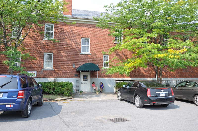 Madison Barracks office space