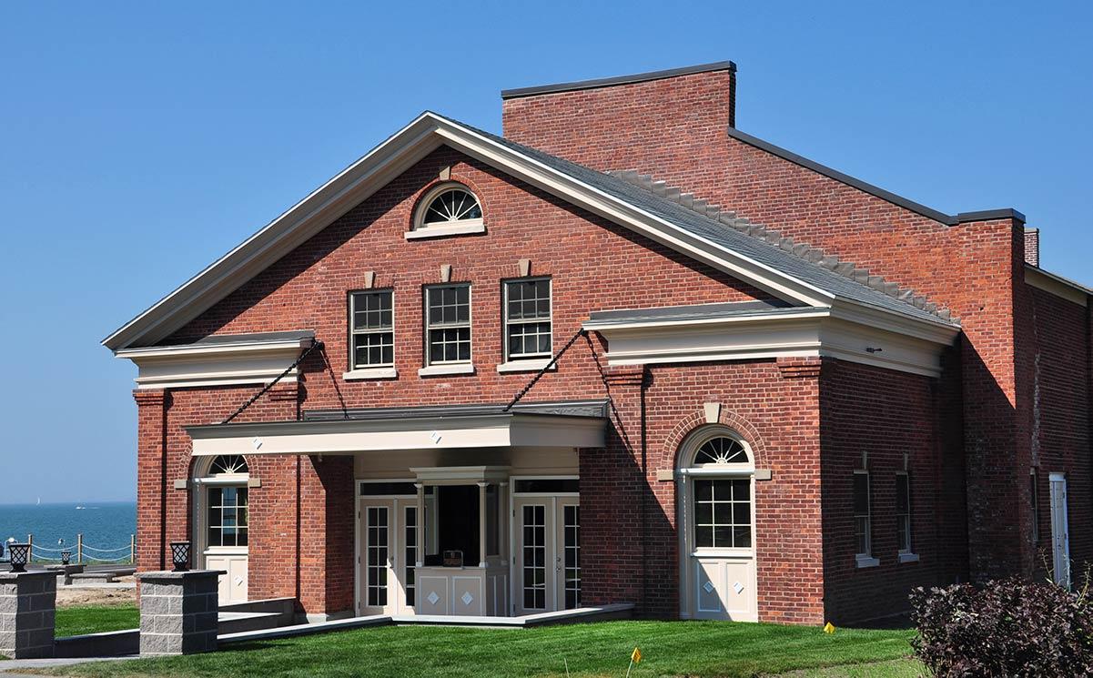 Sackets Harbor Theatre Building